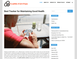 healthy-diet-plan.net screenshot