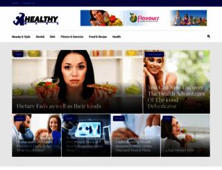 healthy-mens.org screenshot
