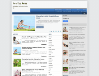 healthy-own.blogspot.com screenshot