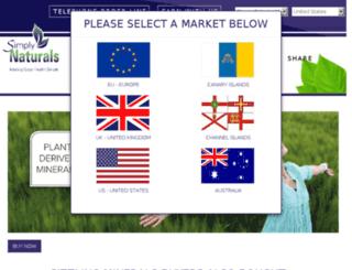 healthy-simply.com screenshot
