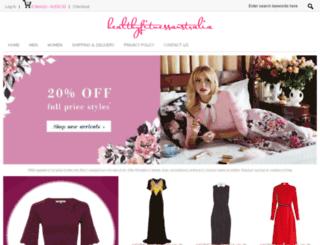 healthyfitnessaustralia.com.au screenshot