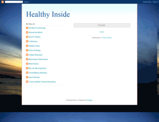 healthyforus.blogspot.com screenshot
