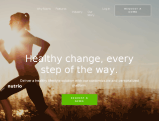 healthylivingtools.comidakraft.com screenshot