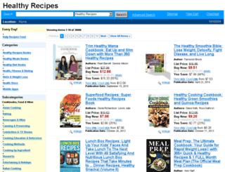 healthymealspro.com screenshot