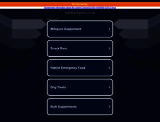 healthyorganic.co.za screenshot