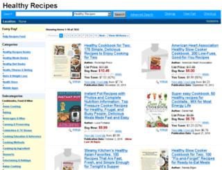 healthyrecipesplus.com screenshot