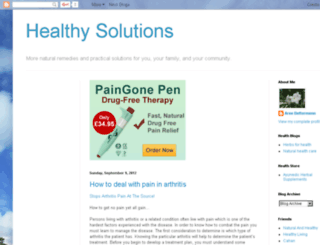 healthyseason.blogspot.com screenshot