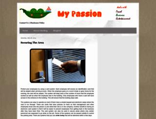 healthytipsy.blogspot.com screenshot