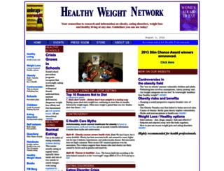 healthyweight.net screenshot