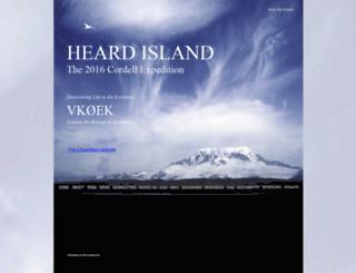 heardisland.org screenshot