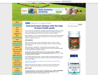 heart-health-guide.com screenshot