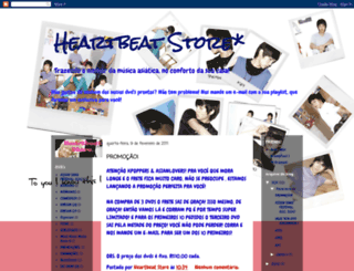 heartbeat--store.blogspot.com screenshot