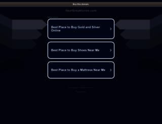 heartbreaktunes.com screenshot