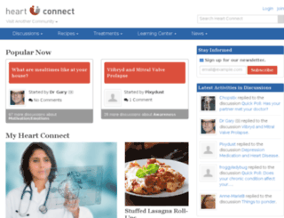 heartconnect.com screenshot