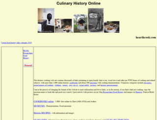 hearthcook.com screenshot
