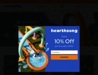 hearthsong.com screenshot