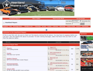 heartlandmopars.com screenshot