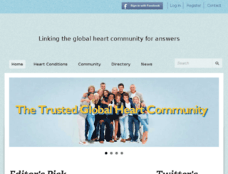 heartnewslinks.com screenshot