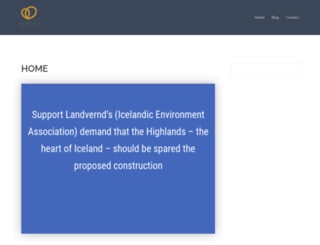 heartoficeland.org screenshot