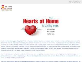 heartsathome.org screenshot