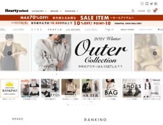 hearty-select.com screenshot