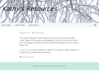 heartynutrition.info screenshot