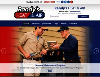 heatandcooltn.com screenshot