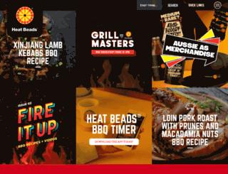 heatbeads.com.au screenshot