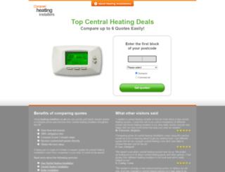 heating-installers.co.uk screenshot