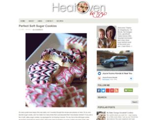 heatovento350.blogspot.com screenshot