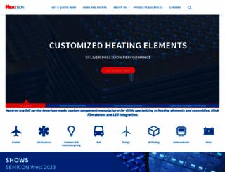 heatron.com screenshot