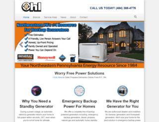 heatwithoutpower.com screenshot
