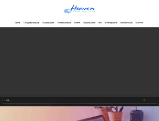 heavengroup.it screenshot