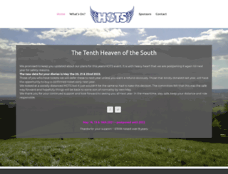 heavenofthesouth.co.uk screenshot