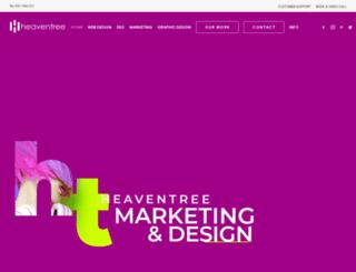 heaventreedesign.com screenshot