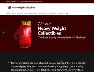 heavyweightcol.wpengine.com screenshot