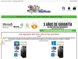 hebay.es screenshot