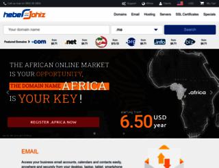 heberjahiz.com screenshot
