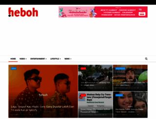heboh.com screenshot