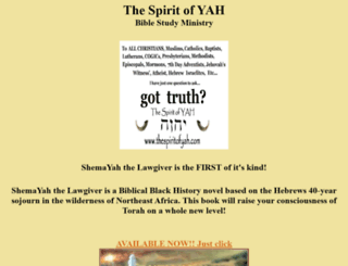 hebrewisraelites.net screenshot