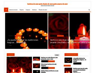 hechizos-de-amor.com screenshot