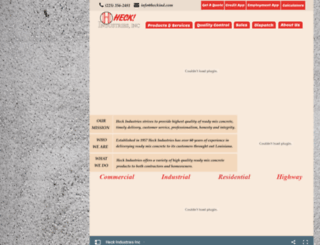 heckind.com screenshot
