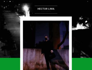 hectorlima.com screenshot