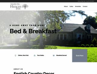 hedgesbb.com screenshot
