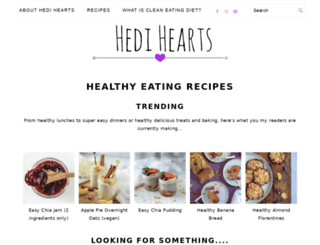 hedihearts.com screenshot