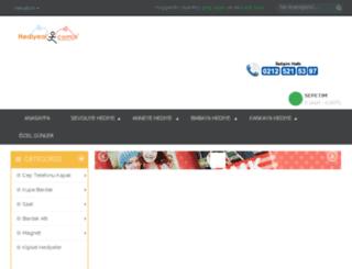 hediyeal.com.tr screenshot