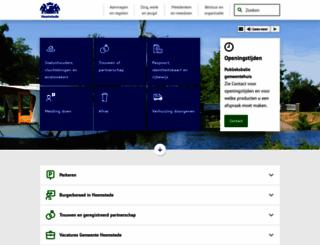 heemstede.nl screenshot