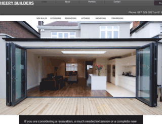 heerybuilders.ie screenshot