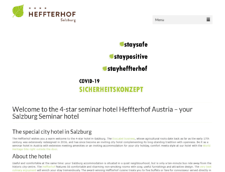 heffterhof.at screenshot