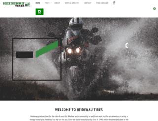 heidenautires.com screenshot